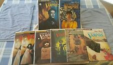 Anne Rice's Interview with a Vampire Innovation Comics 1-7