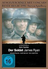 DVD DER SOLDAT JAMES RYAN # Tom Hanks, Tom Sizemore, Matt Damon ++NEU