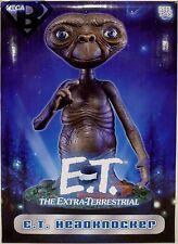 """E.T. the EXTRA-TERRESTRIAL Head Knockers 6"""" inch Bobble Head Neca 2009"""
