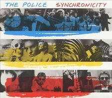 Police - Synchronicity (1983) - Used - Compact Disc