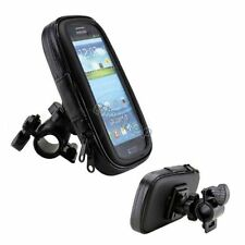 Bike Motorcycle Waterproof Handlebar Holder Case Bag For Samsung Galaxy S8
