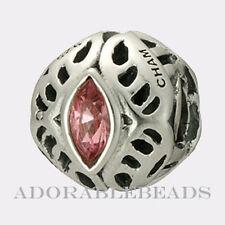 Authentic Chamilia Silver Celebration October Bead *RETIRED* 2025-0670