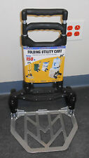 Magna Cart 150lb DeluxePersonal Portable Folding Hand Truck Dolly Light Aluminum
