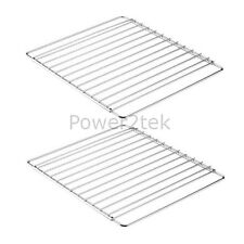2 x Miele Universal Caravan/Motorhome/Boat Oven Cooker Shelf Rack Grid UK