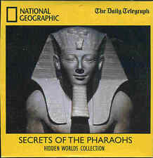 National Geographic - SECRETS OF THE PHARAOHS - DVD