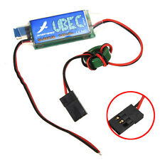 New Hobbywing 3A UBEC 5V 6V Max 5A Lowest RF Noise RC BEC Switch Mode External