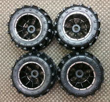 Set of 4 Brand New Redcat Racing Rampage MT Tires 1/5 Scale