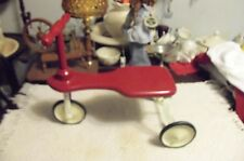 ANTIQUE BIKE, Aeroplastex TOY TRICYCLE, BIKE, VINTAGE Scooter, KIDDIE CYCLE.