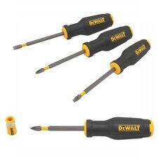 Dewalt Max Fit 4 Piece Screwdriver Set 23432