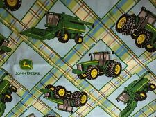 Personalized   John Deere cotton TODDLER SIZE  Pillowcases  Tractors boutique
