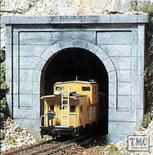 C1152 Woodland Scenics N Gauge Tunnel Port Concret Sgl 2ea