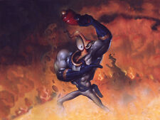 Earthworm Jim - Wall Poster  - Huge - 15 in x 24 in - Fast shipping  101