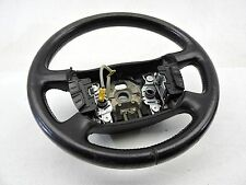 MK4 VW GTI JETTA LEATHER STEERING WHEEL 4 SPOKE CRUISE/VOLUME CONTROL OEM -511