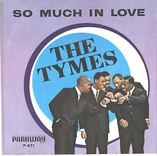 TYMES--PICTURE SLEEVE ONLY--(SO MUCH IN LOVE)--PS--PIC--SLV
