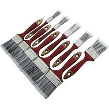 10pc Paint Brush Set Home Professional Decorating Painting Painters DIY Nylon UK