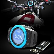 Motorcycle Anti-theft Audio Radio Stereo Speaker FM/TF/USB System Waterproof IP4