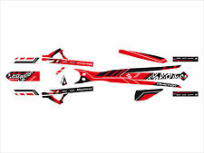 KIT GRAFICHE COMPLETO TRIAL MONTESA COTA 4RT 14-15 BLACKBIRD TRACTION