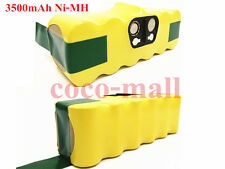 3500mAh Battery For iRobot Roomba 500 530 540 550 560 570 580 R3 700 770 625