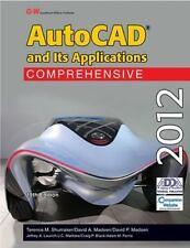 AutoCAD and Its Applications Comprehensive 2012, Ferris, Adam M., Black, Craig P