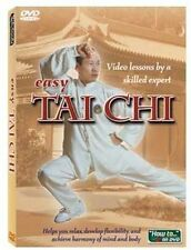 Learn TAI CHI DVD   Instructional Video Guide  Brand New Sealed