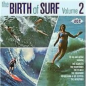 The Birth Of Surf Vol 2 (CDCHD 1252)