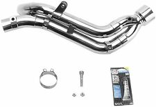 2014 R1 Two Brothers Cat Elim Y Pipe Slip On Exhaust Link 2010 2011 2012 2013