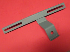 """""""NEW"""" 67 68 69 70 71 JEEPSTER COMMANDO FRONT LICENSE PLATE BRACKET JEEPS# 643614"""
