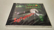 NEW TOXSICK INTOXSICKATION 2002 Detroit Chop Shop Shaggy 2 Dope ICP Twiztid og