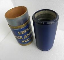 4-Min-Cylinder-Phonograph-Record-Edison Blue Amberol-JAUDAS Band-One Step-1916