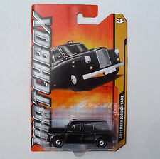 Matchbox ERROR - ODDITY MODEL - MBX Old Town: AUSTIN FX LONDON Taxi - NEW SEALED