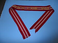 st201 US Army Flag Streamer War of 1812 Lundy's Lane 1814