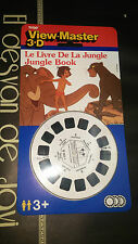 TYCO VIEW MASTER 3D JUNGLE BOOK NEW OLD STOCK!!