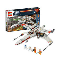 Star Wars X-Wing Fighter Building Blocks Bricks Set Educational Kids Toys Gift