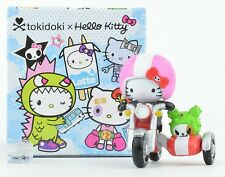Tokidoki X Hello Kitty Vinyl Mini-Figure - Motorcycle W/ Cactus Pup