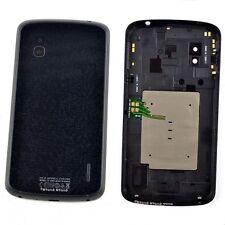 Battery Door Full Back Housing Cover For LG Google Nexus4 E960 T-Mobile with NFC