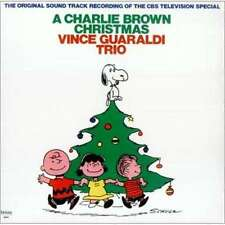 VINCE GUARALDI TRIO-A CHARLIE BROWN CHRISTMAS-FANTASY NEW SEALED BLACK VINYL LP