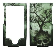 Tree Skull Hard Cover Case For Apple iPod Nano 7th Generation 7G 7