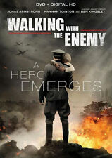 WALKING WITH THE ENEMY - DVD - Region 1