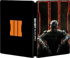 Call Of Duty Black Ops III 3 Steelbook Case PS3 PS4 & Xbox One * NEW * NO GAME