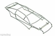 TRAXXAS E-Revo™ Revo™ Bead Blasted Chrome Roll Cage 5605, 5608, 5603, 56087