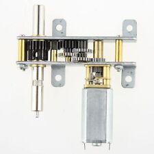 Getriebemotor für Modellbau 8 U/min RPM 12V DC