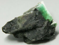 Smaragd Stufe 23,25g aus Brasilien (12602) emerald cluster rough crystal