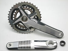 New Shimano XTR FC-M980 Dyna-Sys 10 Speed 38/26T 175mm Crankset (w/o BB)
