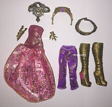 Ever After High Dragon Games Holly O'Hair Doll Outfit ONLY Clothes & Shoes NEW