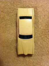 Vintage Procter Gamble Go Car vehicle action toy starter rod rare play plastic