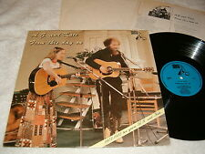 """A.G. And Kate """"From This Day On"""" 1982 Country LP, VG+, w/ Lyrics Insert"""
