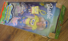 Barbie Loves Sponge Bob Square Pants Mattel Nickelodeon Doll New in Box NIB XX