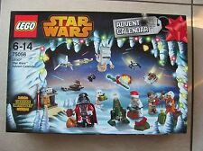 LEGO Adventskalender Star Wars 75056 v. 2014 mit Darth Vader Neu & OVP !