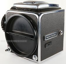 Unusual Serial no. UUC200000 !! HASSELBLAD 500C/M Body Only + Waist Level Finder
