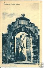 si 34 Anni 30 TAORMINA (Messina) Porta Messina - non viagg - FP Ed. Galifi Crupi